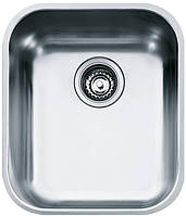 Кухонная мойка из нержавеющей стали Franke Zodiaco ZOX 110-36, 122.0021.441, полированная