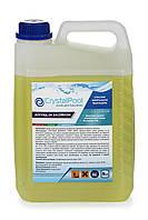 Crystal Pool Scale Remover 5 л - Кислотосодержащее чистящее средство для удалений минеральных отложений