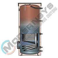 Meibes BS 401: моновалентнй бак ГВС со съемной теплоизоляцией