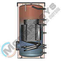 Meibes HLS-Plus 801 бак ГВС с увеличенной площадью нагрева