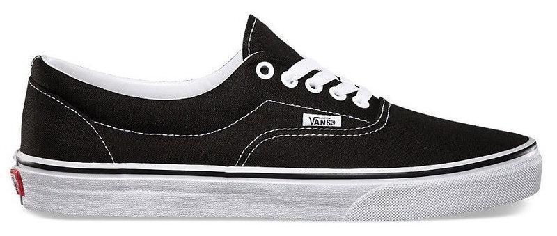 Кеды Vans ERA Black/White, (унисекс), вансы, венсы