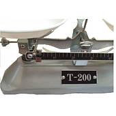 Весы с разновесами Т-200 (210 г)