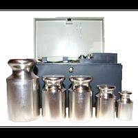 Набор гирь Г-4-111.10 (гири от 10 мг до 500 г, 4 кл., без поверки)