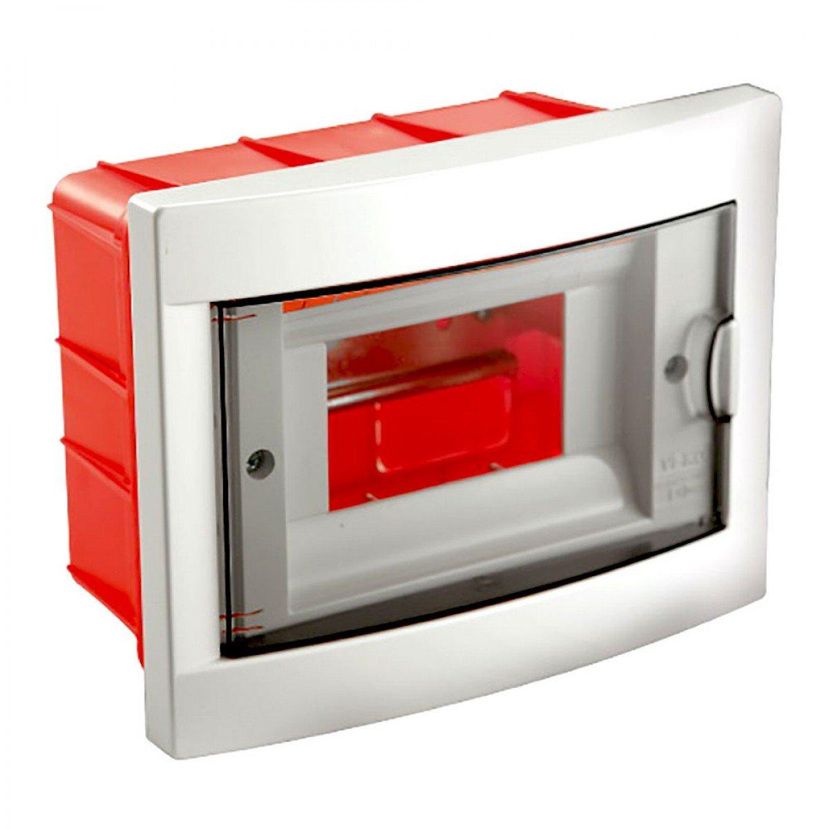 DE-PA ELECTRIC Щиток на 6 автоматов скрытой установки