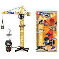 Радиоуправляемый башенный кран (110 см.), Dickie Toys