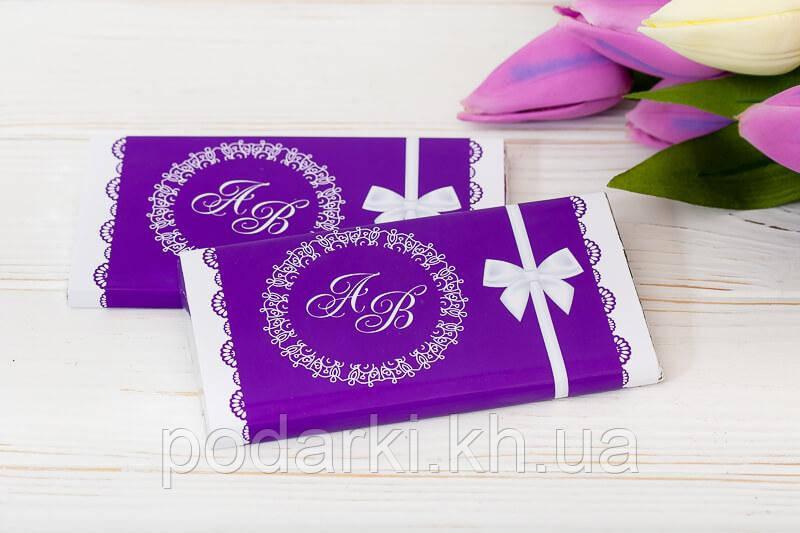 Подарки на свадьбу из шоколада. Декор для свадьбы. Бонбоньерки 64b380969ffd2