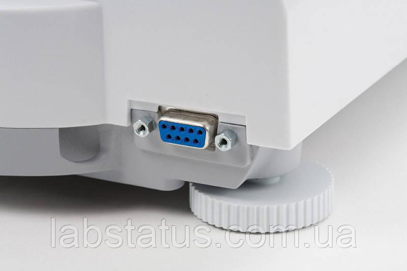 Лабораторні ваги Ohaus Pioner PA413C (410г, дискр. 0,001 г)