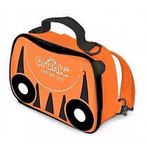 Детская термосумка, рюкзак 2 в 1, Tipu Тигрик, Trunki TRUA0293