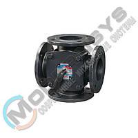 Esbe SB217 F DN150 kvs 400 четырехходовой смесительный клапан