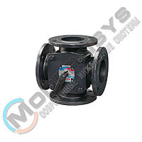 Esbe SB215 F DN100 kvs 225 четырехходовой смесительный клапан