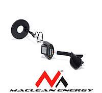 Водонепроницаемый МЕТАЛЛОИСКАТЕЛЬ Maclean Energy 1026. ГАРАНТИЯ качества 24 мес+ подарок