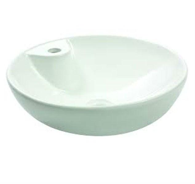 Умывальник NEWARC Countertop 45 (5010BT) белый, б/п, (45*45*14.5)