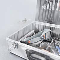 Электронный сажемер testo 338 (автоматическое измерение сажи и содержания пыли в дымовых газах)