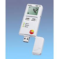 Регистратор температуры testo 184 Т2 (одноразовый на 150 дней)