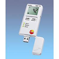 Регистратор температуры testo 184 Т3 (сертифицированное измерение)