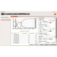 Комплект регистратора влажности и температуры testo 174Н с USB интерфейсом