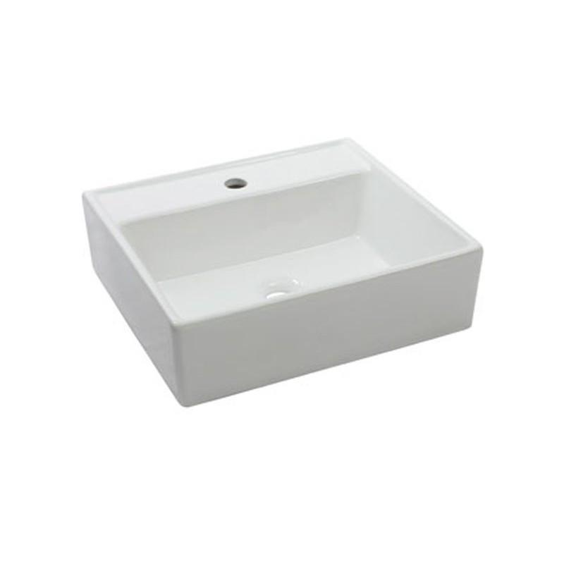 Умывальник NEWARC Countertop 47 (5025) белый, б/п, (47*43*14)