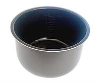 Чаша мультиварки Moulinex черная, 5L D=240mm H=140mm, SS-994575