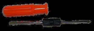 """Отвертка """"LIXAO"""" 130 мм, (маленкая) двух- сторон./30шт в ящ/"""