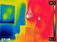 Профессиональная тепловизионная система FLIR C2 (-10...+150 ?С)