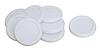 Крышка круглой баночки для йогуртницы Tefal, в наборе 8 шт, SS-989691