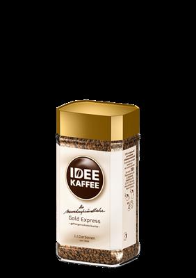Кофе Растворимый Idee Kaffee Gold Express 100g