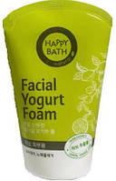 Пенка для умывания йогуртовая для жирной кожи Amore Pacific Happy Bath Facial Yogurt Form 120мл, фото 1