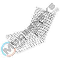 Мат изоляционный Rehau для монтажа гарпун-скобами 72/70 мм, 2х1 м