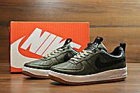 Кроссовки мужские Nike Lunar Force Green материал:PU кожа + текстиль; р-ры 40-44; Вьетнам;