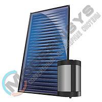 Самосливной солнечный коллектор Meibes (Al-Cu) FKF-270-V