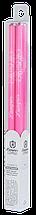 Карандаш графітовий з кристалом, 4 шт.уп., рожевий