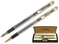 Комплект ручок (П+Р) в корковому футлярі А, хром