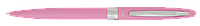 Комплект ручок (П+К) в подарунковому футлярі Р, рожевий