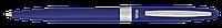 Комплект ручок (П+К) в подарунковому футлярі Р, фіолетовий