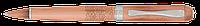 Комплект ручок (П+К) в подарунковому футлярі С, бронзовый