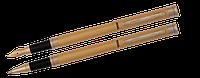 Комплект ручок (П+К) в подарунковому футлярі L, золото