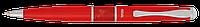 Комплект ручок (П+К) в подарунковому футлярі L, червоний