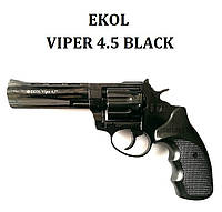 """Револьвер Ekol Viper 4.5"""" Black"""