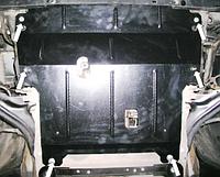 Защита картера двигателя и кпп Renault Megane Scenic с установкой! Киев, фото 1