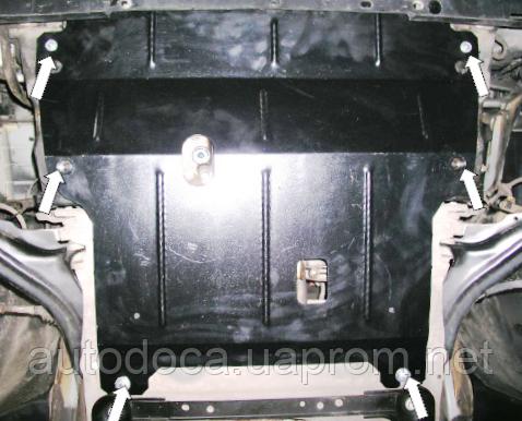Защита картера двигателя и кпп Renault Megane Scenic с установкой! Киев