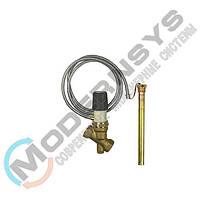 """Клапан для защиты котла от перегрева Duco TSK Rp 3/4"""", датчик 1/2"""" 95°C, щуп 200мм, капилляр 1300мм"""