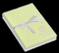 """Набір подарунковий """"Fly"""": ручка кулькова + брелок + закладка для книг, зелений"""