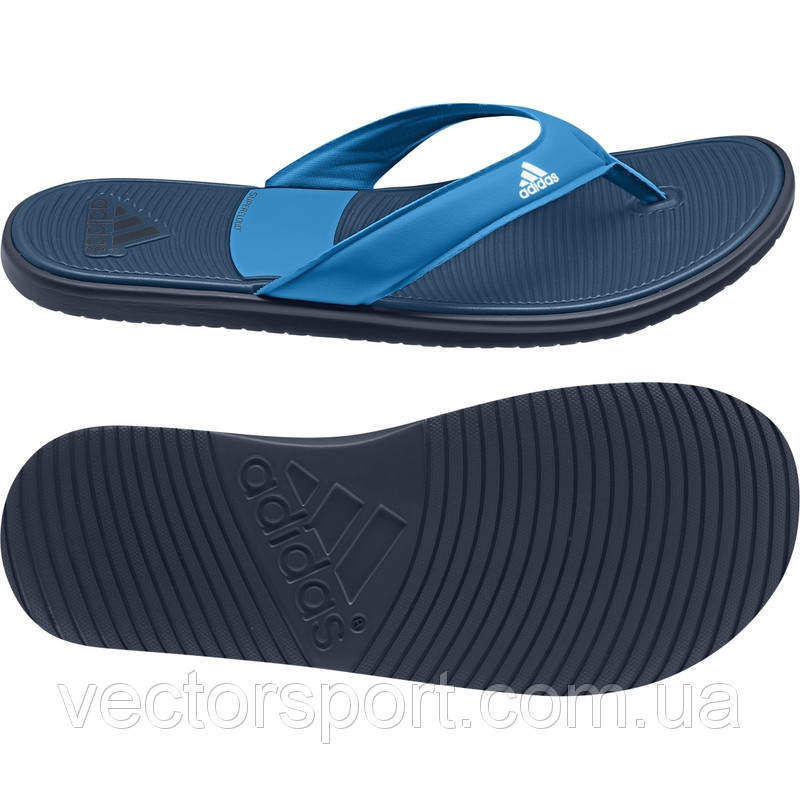 Сланцы adidas Mens Supercloud Beach Thongs