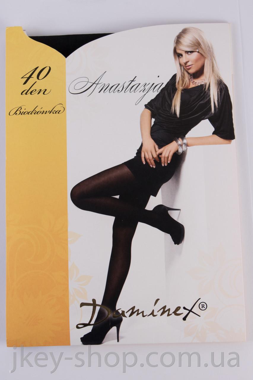 Колготки женские Daminex DAMINEX ANASTASIE BEDR 40 DEN BLACK