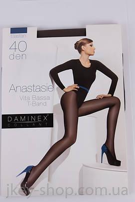 Колготки женские Daminex DAMINEX ANASTASIE BEDR 40 DEN FUMO
