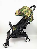 Прогулочная коляска Yoya Хаки (камуфляж)