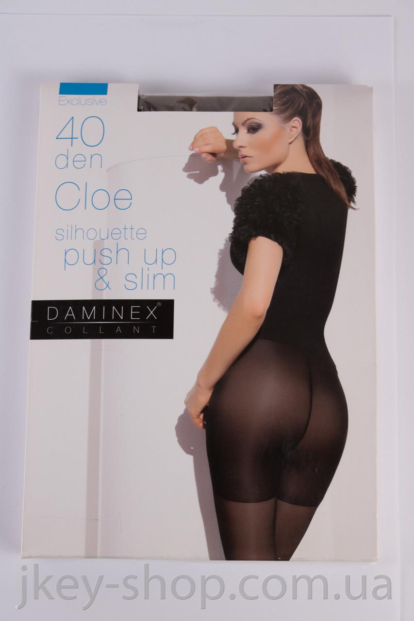 Колготки женские Daminex DAMINEX CLOE PUSH UP&SLIM 40 DEN SHADE