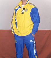 Мужские Споритивные костюмы сборной Украина по футболу. Adidas. Оригинал.