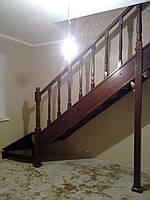 Дубові сходи Рожище Локачі Ківерці, фото 1