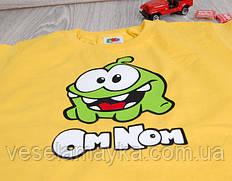 Детская футболка Ам-Ням